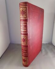 JULES VERNE / LA JANGADA dessins par BENETT / HETZEL (1881) CATALOGUE AP 1882