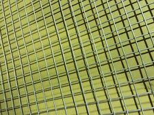 GALVANIZED STEEL MESH PANEL 2MTR X 1.2MTR - 25mm