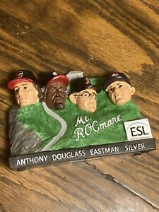Mt ROCmore Figurine Rochester Red Wings 2018 SGA Eastman Douglas Anthony RARE!