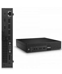Ultra Mini PC Dell 3020 Micro USFF i3-4150T RAM 8Go 500Go Windows 10 PRO