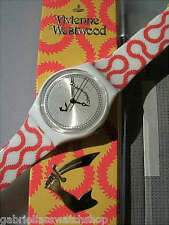 ANGLOMANIA! Swatch SPECIAL ART SLEEVE By VIVIENNE WESTWOOD! NIP-RARE!