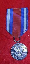 "PM04 Polish bronze "" Medal of Merit for Safeguarding Public Order'"