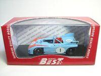 Porsche 908/3 No1 Brands Hutcht 1972