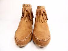 Arizona Jean Company Tarlo Women   Booties Chestnut Size 7M