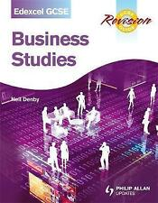 Edexcel GCSE Business Studies Revision Guide by Neil Denby (Paperback, 2010)
