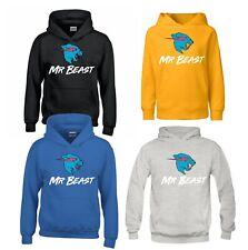 Mr Beast Hoodies Kids Children Hoody Sweatshirt  Jumper youtube
