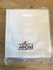 ALL CLAD WHITE KITCHEN TOWEL
