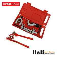 DIY Double Flaring Tube Bender Flare Tool Kit Brake Lines Air Conditioning T0203