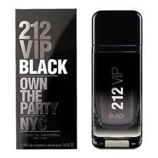 212 VIP Black Carolina Herrera 3.4 Oz 100ml EDP Spray For Men