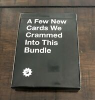 Cards Against Humanity - Bonus Mini Expansion Pack From Hidden Gems Bundle New