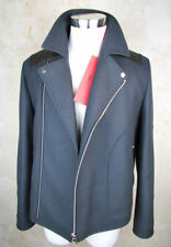 Boss by Hugo Outdoor veste benvo M nouveau Bordure Cuir 48 Biker Jacket Manteau Coat