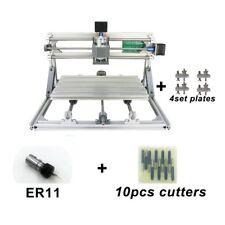 CNC 3018+ Router Engraving Kit graveur bois USB PCB Milling machine fraiseuse