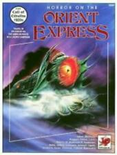Chaosium Call of Cthulhu Horror On The Orient Express (1st Ed) VG