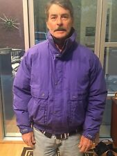 Triple FAT Goose DOWN COAT Purple Size Large