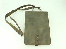 WW2 GERMAN OFFICERS MAP CASE OR DOCUMENTS BAG, NICE CONDITION