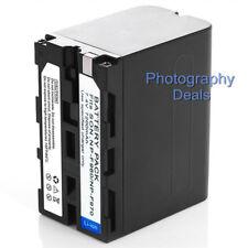 Replacement For Sony NP-F970 NP-F950 NP-F960 NP-F975 NP-F930 NP-770 750 Battery