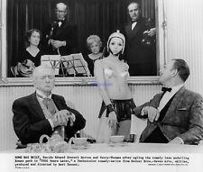 2000 YEARS LATER SEXY ROBOT GIRL & TERRY-THOMAS EDWARD EVERETT HORTON 1969 8X10