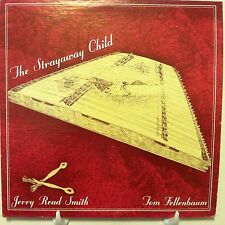 JERRY READ SMITH The Strayaway Child RARE TAS LIST LP Hammered Dulcimer 1981 OOP