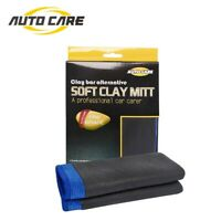 Autocare Microfiber Clay Bar Towel Car Detailing Clean Wash Cloth Mitt 30*30cm