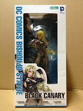 DC Bishoujo Black Canary Statue NEW