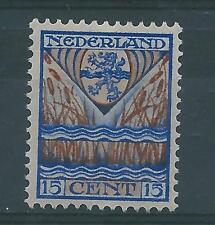1927 Nederland TG Provinciewapens  NR.211  postfris, mooi zegel!