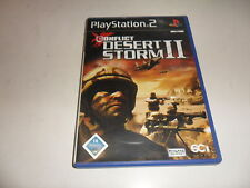PLAYSTATION 2 PS 2 Conflict: Desert Storm 2 (4)
