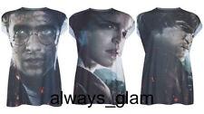 Primark Harry Potter Crew Neck T-Shirts for Women