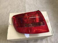 Audi A6 N/S Passenger Rear Light 2005 - 2008 ESTATE BRAND NEW GENUINE 4F9