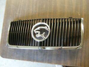 NOS OEM Black 1987 1988 Ford Mercury Cougar Grille