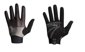 Pearl Izumi P.R.O. PRO Aero Full Finger Cycling Gloves Black Diffuse - XL NWT