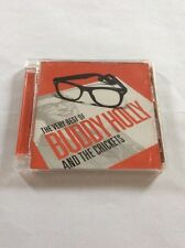Buddy Holly - Very Best of and the Crickets (2009, 2 Disc Set)