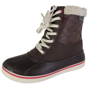 Crocs Womens AllCast Waterproof Duck Boot Shoes