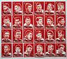 Panini EURO 2016 - Set 24 Sticker Coca Cola komplett