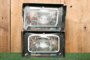 Lot of 2 Sylvania H4651 Halogen Headlights New w/Damaged Boxes - Made in USA