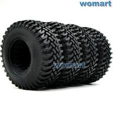4pcs RC 1/10 100mm Crawler Gomme per rc4wd axial tamiya 1.9 CERCHI IN LEGA LEGA