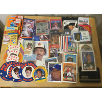 Huge Lot of Assorted Baseball Cards From the 70's, 80's & 90's