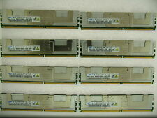 SAMSUNG 32GB(8x4GB) Memory Kit for Apple Mac Pro 2006 1,1 2007 2,1 1 YEAR WNTY