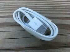 SALE! New Generic iPhone/iPod Charging/Data Cable For iPhone 5 & Later, White