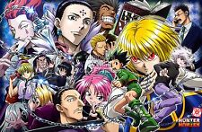 RGC Huge Poster - Hunter X Hunter Anime Poster Glossy Finish - ANI087