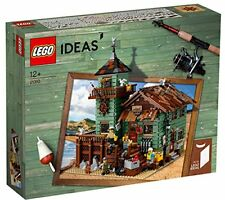 LEGO Ideas 21310 - Old Fishing Store - NEW SEALED