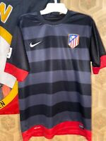 Vintage Nike Atletico Madrid Football Shirt Jersey Mens Size M Spain La Liga