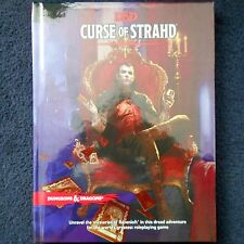 Curse of Strahd 5th Edition Advanced Dungeons & Dragons Vampire Adventure D&D