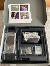 Nokia N70 Silver Ohne Simlock Unbenutzt/ New Original In Ovp