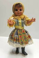 "Unbranded Doll Apparel is Eastern European Eyes Open and Close 14"" T Collectable"