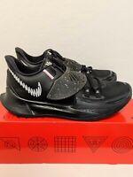 Nike Kyrie Low 3 TB Mens Basketball Shoes Black/Metallic Silver Size 9.5 CJ1286