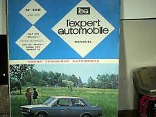 REVUE TECHNIQUE FIAT 131MIRAFLORI 1975/76 CARROSS+MECA.