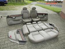 Lederausstattung Ledersitze Sitzgarnitur Innenausstattung Hyundai XG30 3.0l