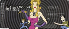 "THE OFFSPRING ""HIT HAT"" RARE PROMO CD SINGLE / BRENDAN O'BRIEN - SAMPCS 134561"