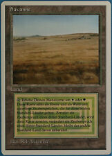 Savannah Revised (GERMAN WB) SPLD Dual Land Reserved List (ID# 48281) ABUGames