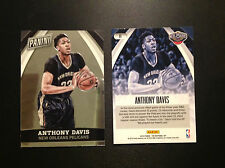 ANTHONY DAVIS #8 PELICANS 2014/15 2015 Panini National VIP Party Gold 200 Made